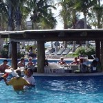 Mayan Palace Swim-up Bar