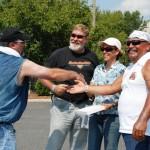 Biker Bowling Award